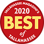 Best of Tallahassee 2020 logo